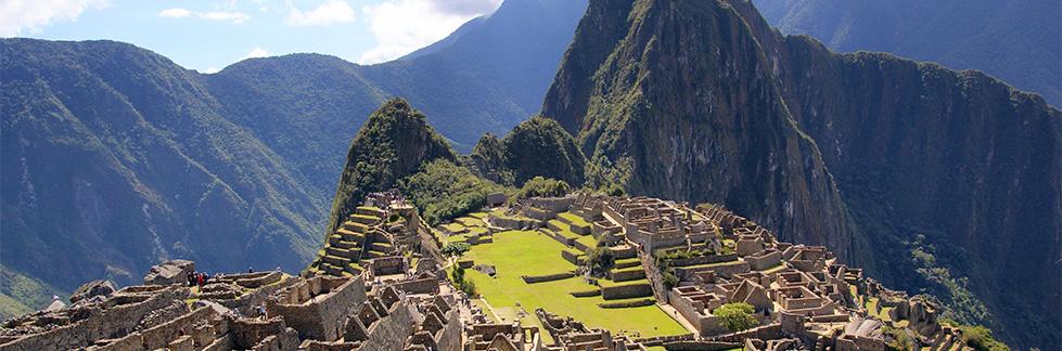 Pacote de Viagem para o Peru