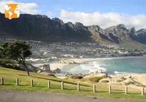 Pacote de viagem para África do Sul