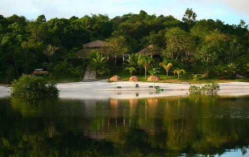 Conheça a Amazônia