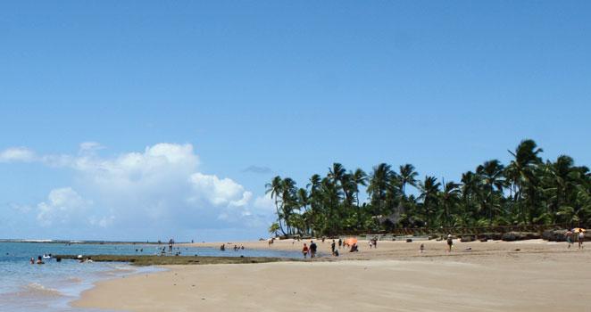 5 Destinos Nacionais Com praias Exuberantes