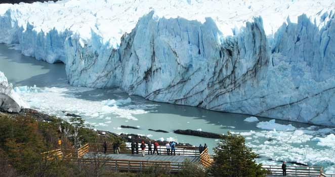 Visite a Argentina