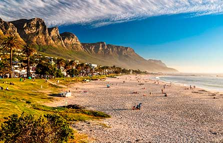 africa do sul e cape town